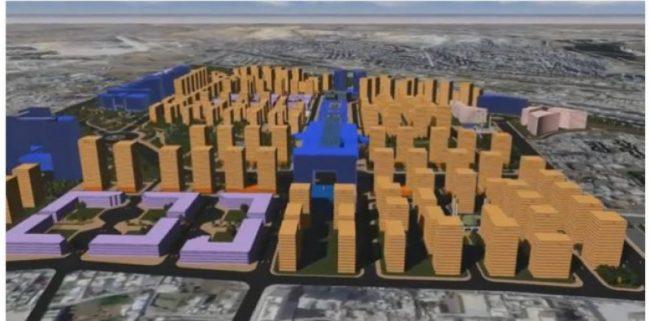syrie Un Solidere syrien » en préparation dans la banlieue de Damas - vastes projets immobiliers, synonymes de reconstruction du pays