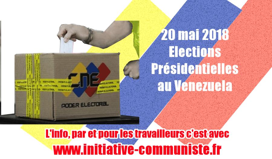 venezuela-élection-2018