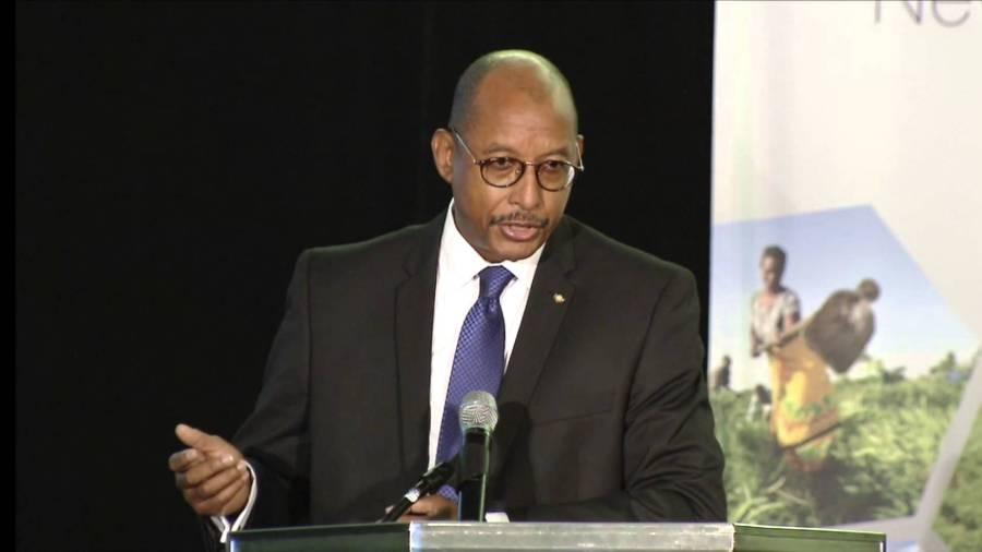 afrique Dr Ibrahim Mayaki, Secrétaire exécutif du NEPAD « Zone de libre-maxresdefault