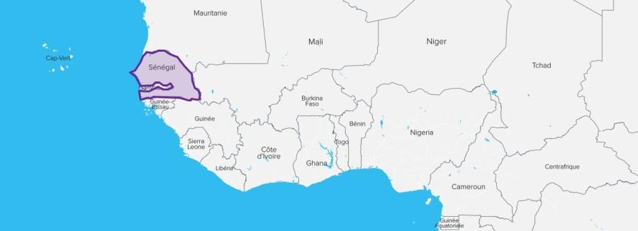 afrique senegal