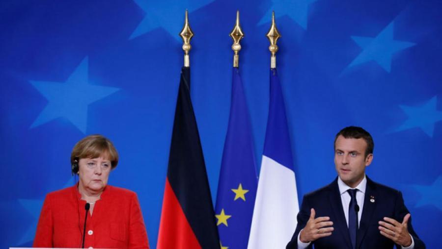 ALLEMAGNE FRANCE 2018 merkel-macron-sommet-europeen-conference-conjointe_0