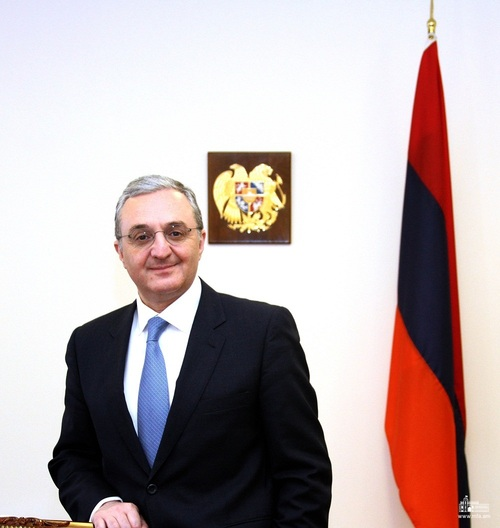 armenie le Ministre arménien des Affaires étrangères Zokhrab Mnatsakanian g_image.php