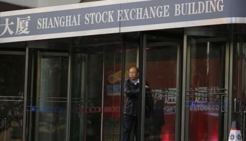 CHINE BOURSE DE SHANGHAI 14158108