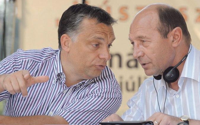 HONGRIE Viktor Orbán et Traian Băsescu 59681_535_20100726162947_425