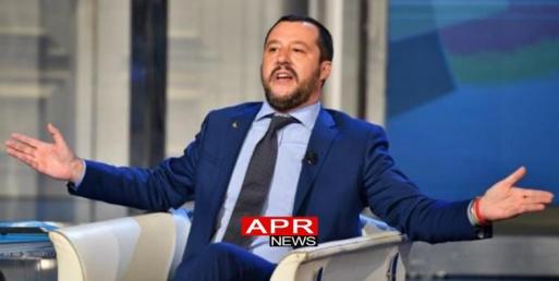 ITALIE Matteo Salvini, apr-news-matteo-salvini_0