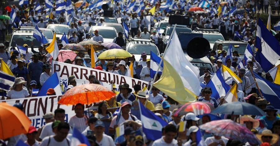 NICARAGUA MANIF 201805nicaragua-2018