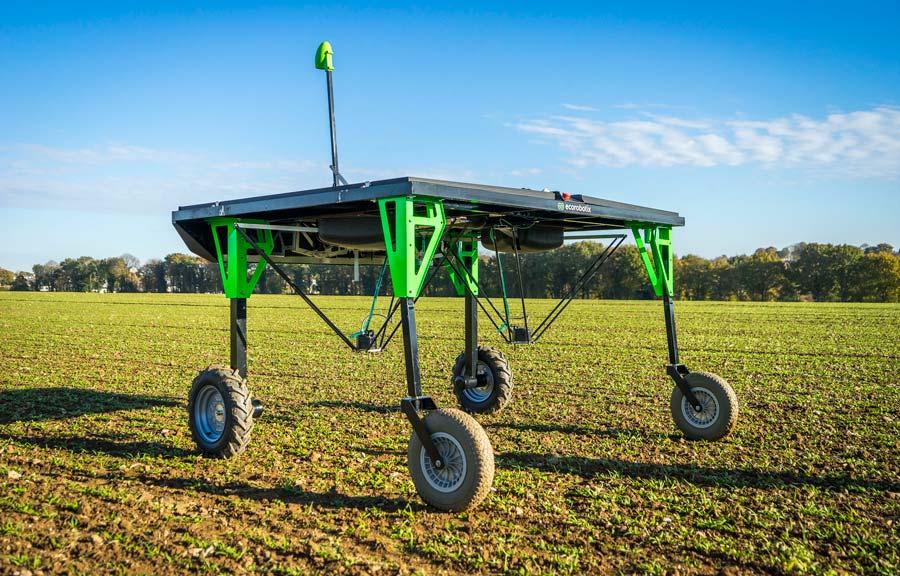 ROBOTIQUE AGRICULTURE EcoRobotix