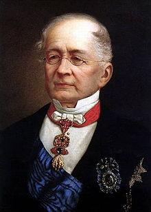 RUSSIE Portrait d'Alexandre M. Gortchakoff réalisé en 1876. 220px-Gorcakov_A_M_chancellor