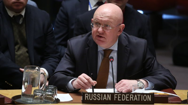 russie Vassily Nebenzia told the UNSC 'There was no chemical weapons attack' 000fa62a-800