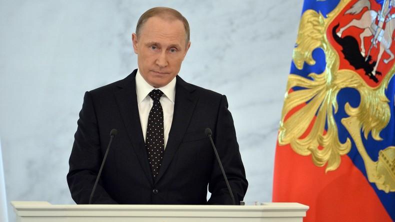 RUSSIE Vladimir Poutine devant le parlement russe pour un discours «exceptionnel» 583fb88dc36188a0528b468c