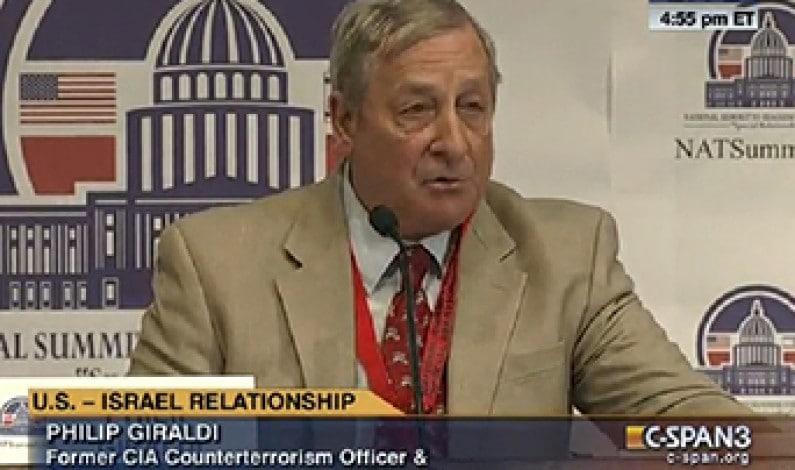 USA ex-agent de la CIA Philip Giraldi phil