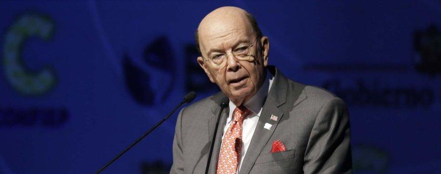 USA le ministre américain du Commerce, Wilbur Ross file6zuxufyywadp2zvolxz