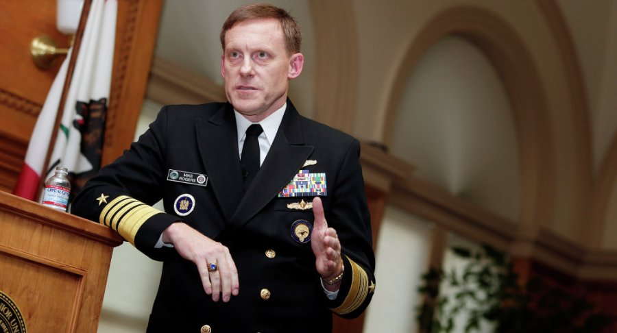 USA National Security Agency director Mike Rogers 1016716948