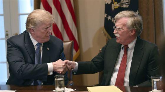 USA TRUMP BOLTON Trump-1359