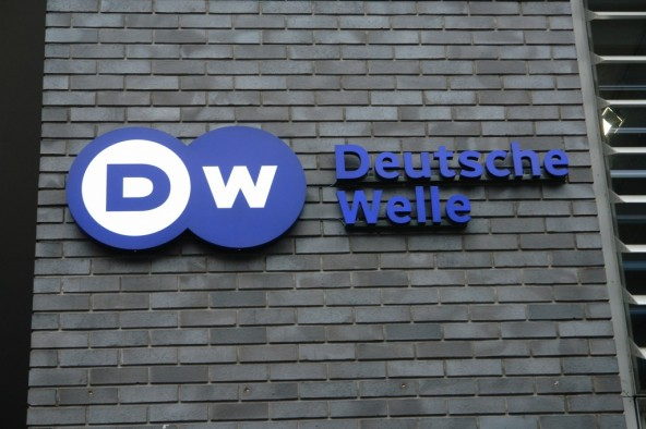 ALLEMAGNE la Deutsche Welle, doyche_velle