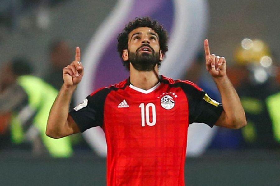 EGYPTE Mohamed Salah, attaquant de l'équipe égyptienne1951756-Salah-egypte