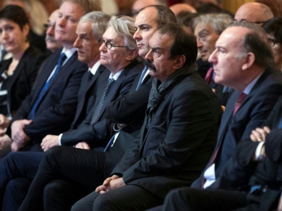 FRANCE les voeux du président François Hollande aux partenaires sociaux, le 10 janvier 2017cover-r4x3w1000-5b45b20650282-ca115579e057cad77c8904cb4350dfe9baef5709-jpg
