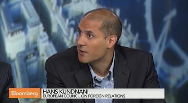 Hans Kundnani, bloomberg