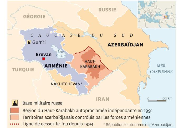Haut-Karabagh Carte-du-HK-courier-internationa