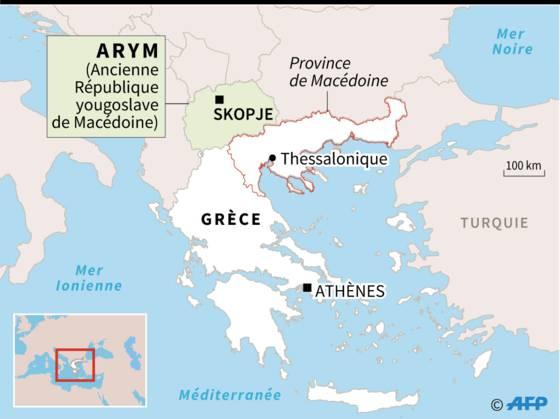 macedoine et grece Skopje et Athènes 9e04982f-692c-42d7-89c1-9ed45c13bd6e