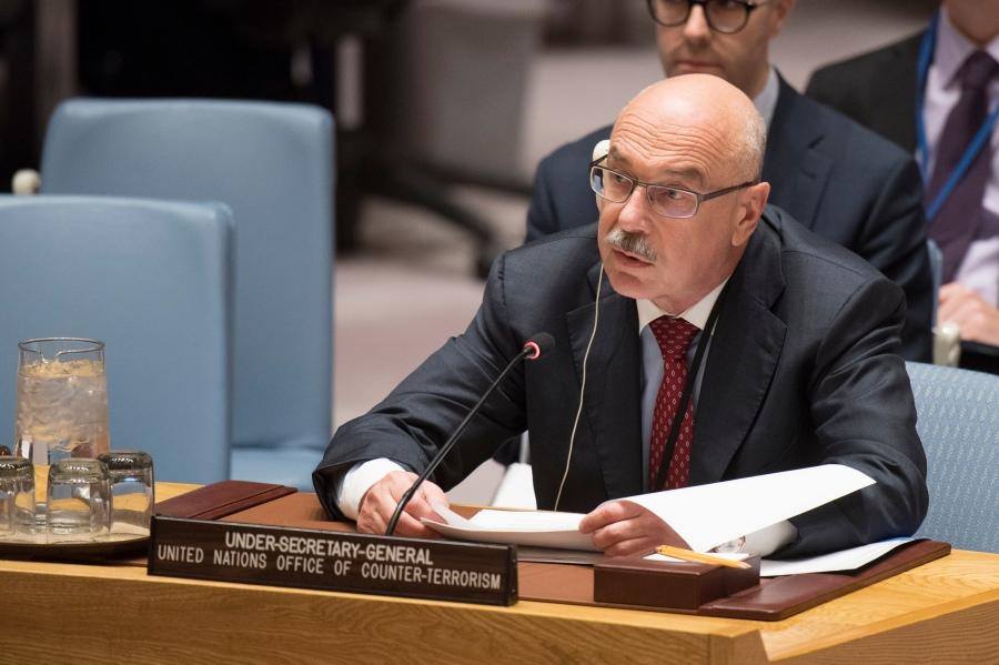 onu russie Secrétaire général adjoint des Nations Unies pour la lutte contre le terrorisme, M. Vladimir Voronkov.jpg
