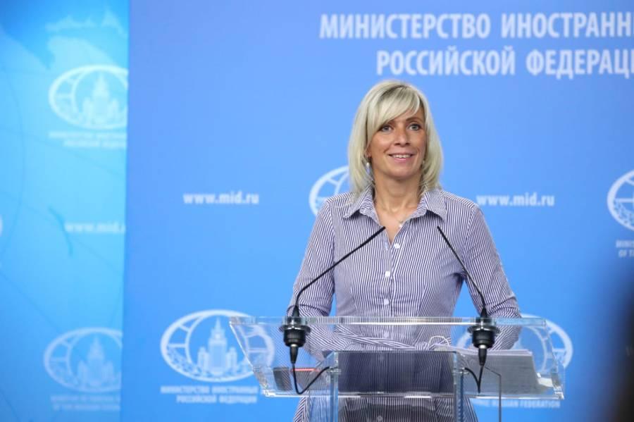 RUSSIE MARIA ZAKHAROVA 180628