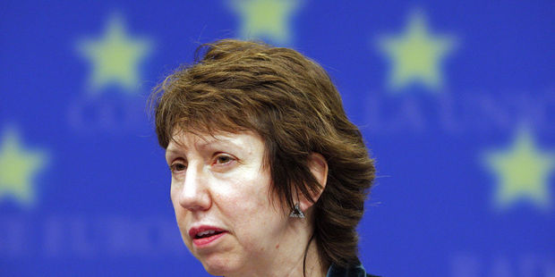 UE Catherine-Ashton-la-lady-qu-on-n-attendait-pas