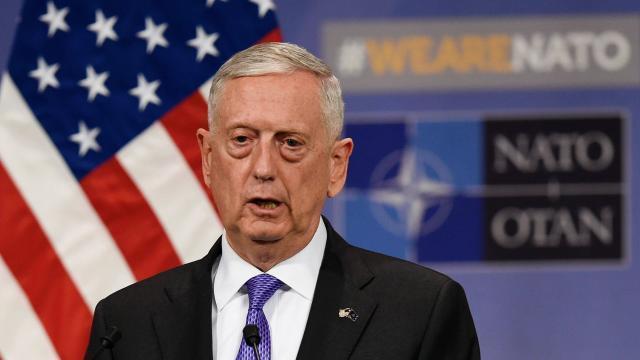 USA OTAN James Mattis, le Secrétaire à la défense de D. Trump P1D3248864G_px_640_