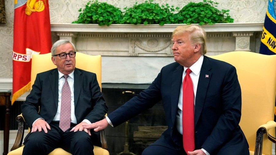 USA UE view