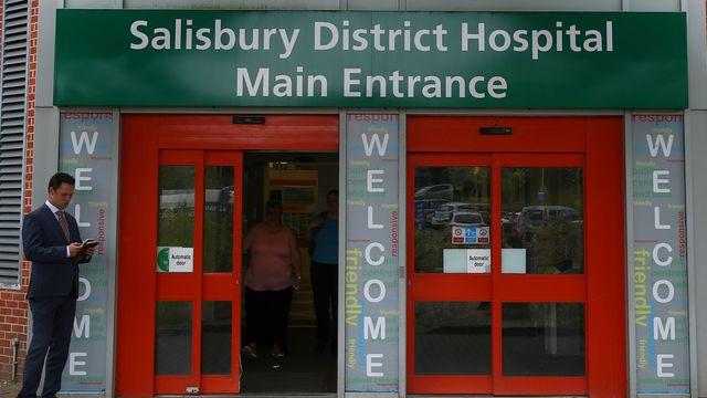 ANGLETERRE salisbury-ou-il-est-soigne-depuis-le-30-juin_6086747