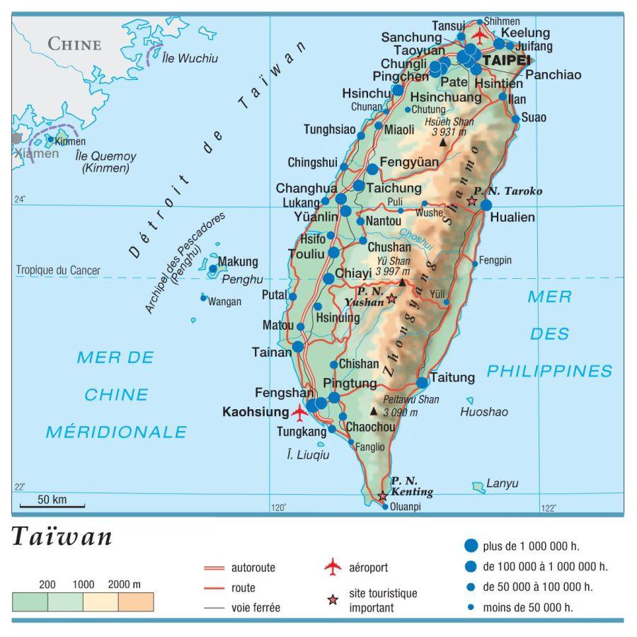 CARTE TAIWAN 1306145-Taïwan.HD