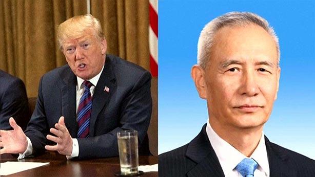 CHINE USA TRUMP le vice ministre Liu economie_082018_01