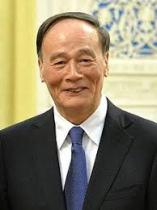 chine Wang Qishan index