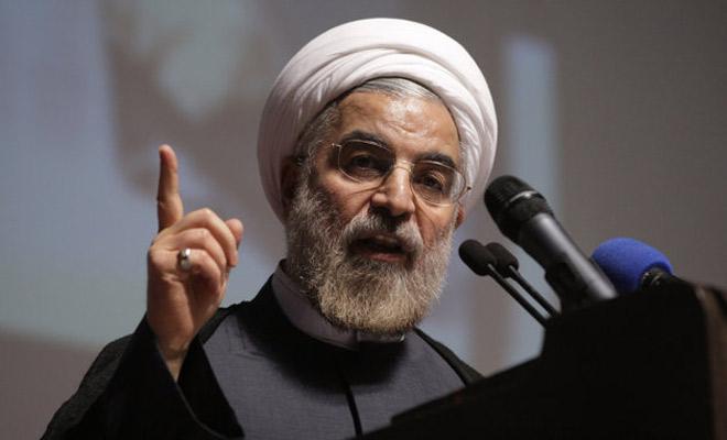 IRAN président Hassan Rowhani 286278