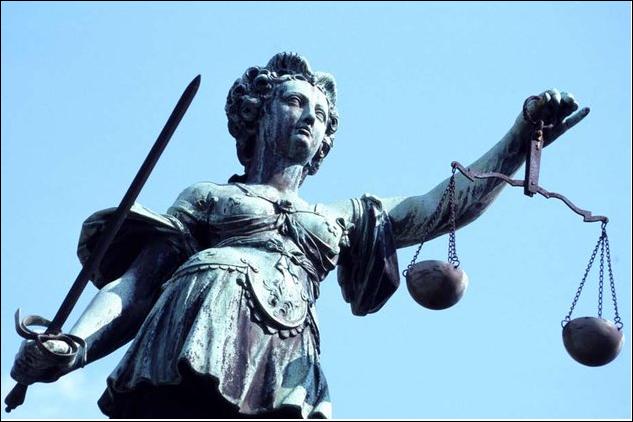 Justice symboles