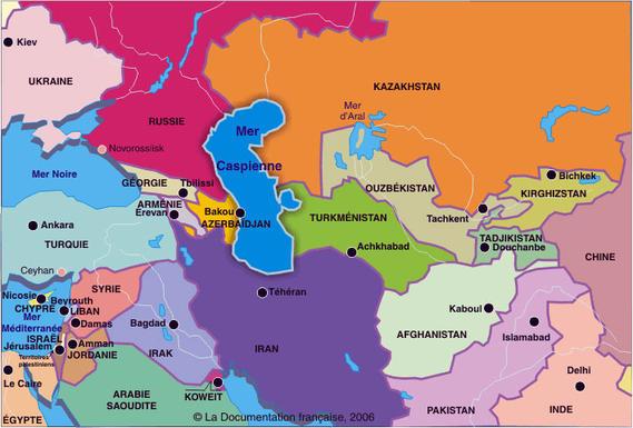 Mer-Caspienne-enjeux-petroliers