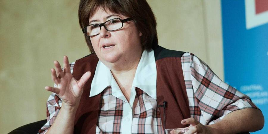 ROUMANIE Alina Mungiu-Pippidi, mungiu1