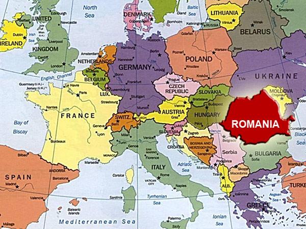 roumanie europa