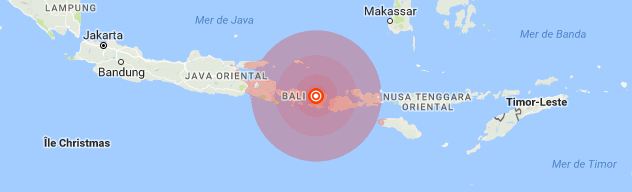 SEISME INDONESIE