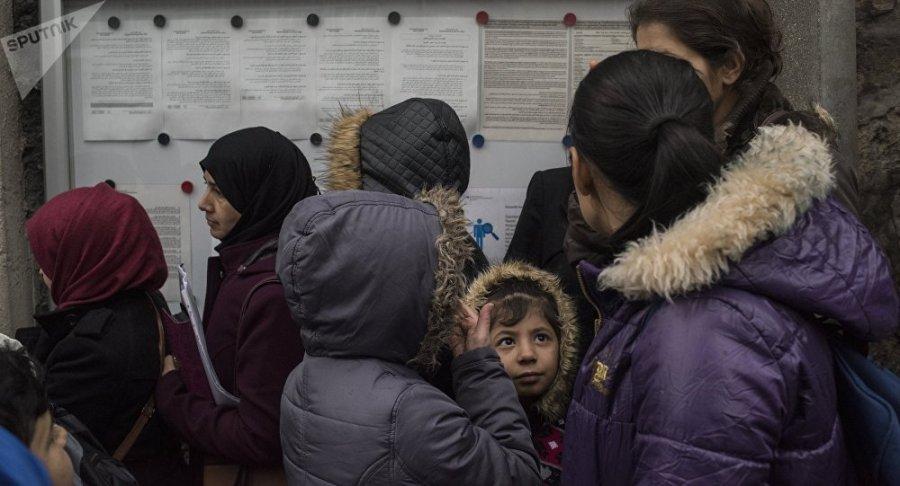 SYRIE La plus importante est le début du rapatriement des réfugiés syriens1035055048