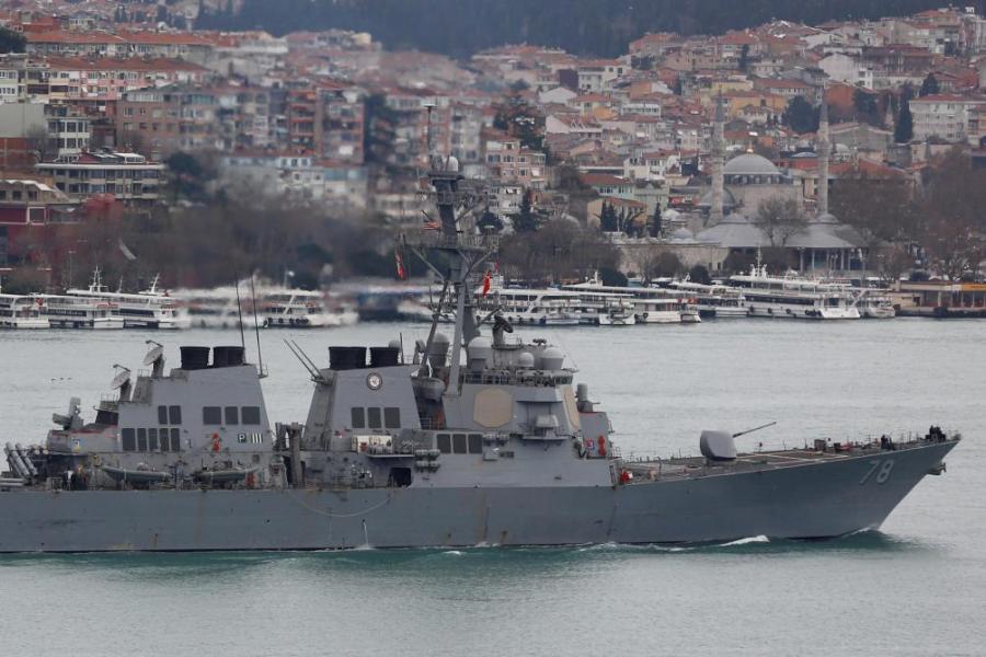 usa Le destroyer USS Porter. B9711653105Z.1_20170407100501_000+G5V8RG0S5.2-0