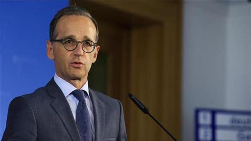 ALLEMAGNE le Ministre allemand des Affaires étrangères Heiko Maas 4bpt5db1a46c4c197pf_800C450