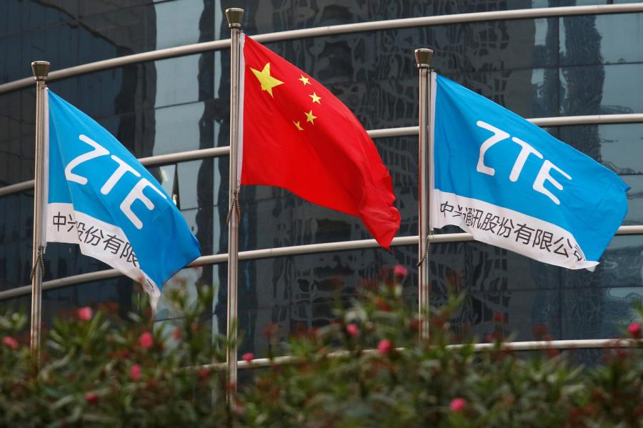 chine l_affaire ZTE (Zhongxing Telecommunication Equipment).rtx2bzsu