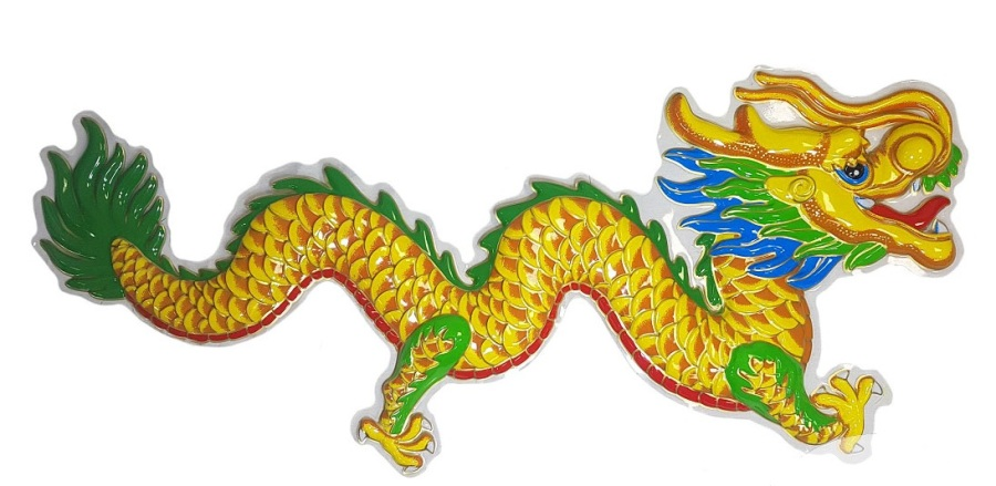 CHINE nouveau--dragon-geant-chinois-pas-cher-1m-en-pvc-