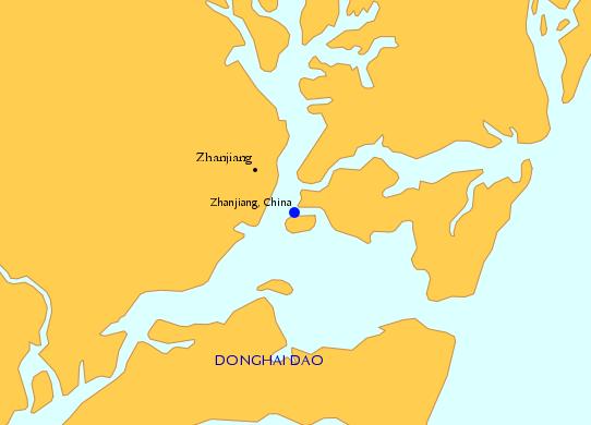 chine Zhanjiang tidesta7161