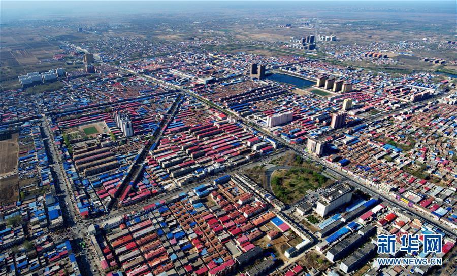 CHINE Zone de Xiong'an dans la province du Hebei b8aeed9905951a4af61f0e