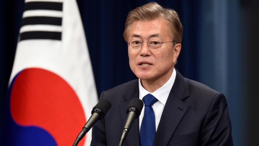 corée du sud Le président Moon Jae-in,2017-05-10t070630z_2005566978_rc16b03ee100_rtrmadp_3_southkorea-election