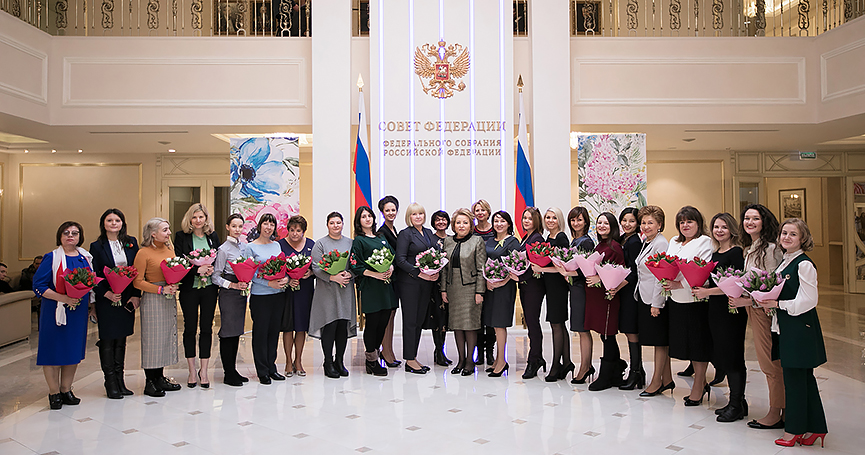 EURASIE Le deuxième Forum des femmes d'Eurasie présentera les meilleurs programmes des volontaires de Russie1