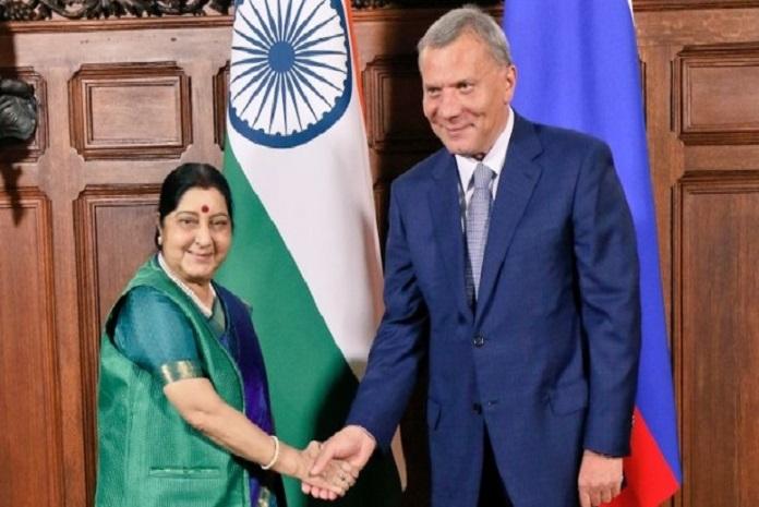 INDE RUSSIE Sushma-Swaraj_83