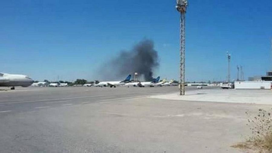 LIBYE sur l'aéroport de Mitiga, 1024x576_394755